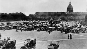 taxis-parisiens